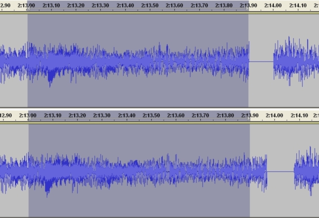 Improving and Remastering Audio - Audacity Wiki